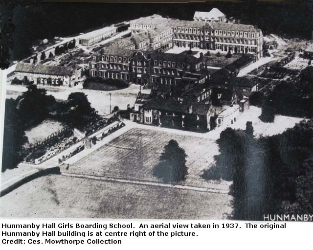 Hunmanby Hall 1937